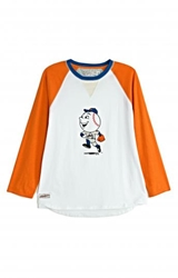 Shipley And Halmos Mets Baseball Tee Edition01