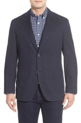 Kroon 'The Edge' Pique Sport Coat Blue