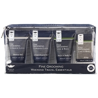 Heathcote And Ivory Fine Grooming Weekend Travel Essentials