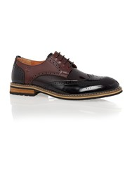 Peter Werth Turnmill Brogue Multi Coloured