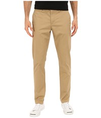 Original Penguin P55 Slim Stretch Chino Slim Fit Kelp Men's Casual Pants Green
