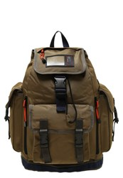Marc By Marc Jacobs Walter Rucksack Dark Moss Brown