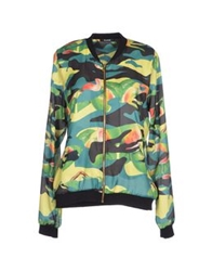 Flage Jackets Green