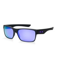 Oakley Sunglasses Oo9189 Twoface Black Purple