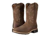 Ariat Hybrid Rancher H2o Distressed Brown Cowboy Boots