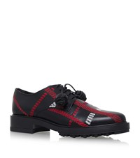 Tod's Gomma Xm Derby Shoes Female Black