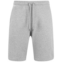 Derek Rose Men's Devon 1 Sweat Shorts Silver Grey