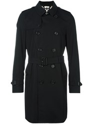 Burberry Classic Trench Coat Black
