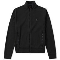 Polo Ralph Lauren Ribbed Track Top Black