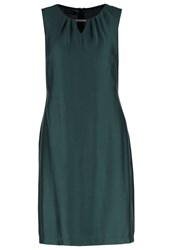Taifun Summer Dress Duck Green Dark Green