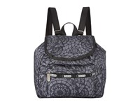 Le Sport Sac Small Edie Backpack Lace Backpack Bags Multi