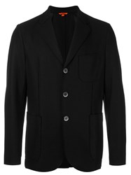 Barena Patch Pocket Blazer Black