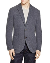 The Men's Store At Bloomingdale's Jersey Pique Soft Jacket