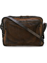 Numero 10 'Colorado' Messenger Bag Brown