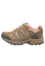 Hi Tec Hitec Alto Wp Walking Shoes Desert Salmon Light Brown