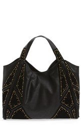 Steve Madden Steven By 'Jlora' Studded Hobo Bag