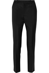 Joseph Eliston Stretch Gabardine Slim Leg Pants Black