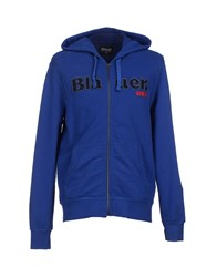Blauer Topwear Sweatshirts Men Blue