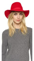 Brixton Dalila Hat Red