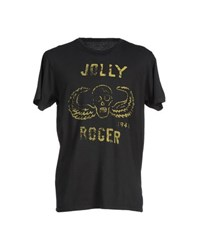Bowery Topwear T Shirts Men Black