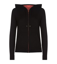 Juicy Couture Cashmere 78 Hoodie Female Black