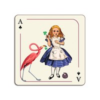 Avenida Home Louise Kirk Alice In Wonderland Placemat Alice