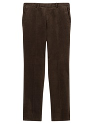 Jigsaw Tailored Corduroy Trousers Lead