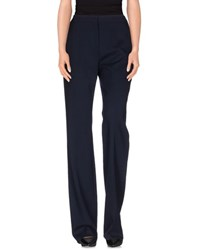 Valentino Trousers Casual Trousers Women Dark Blue