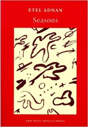 Seasons Etel Adnan 9780942996661 Amazon.Com Books