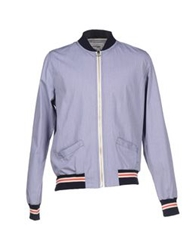 Re Edition Jackets Sky Blue