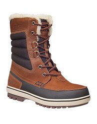 Helly Hansen Garibaldi Faux Fur Lined Snowboots Whiskey