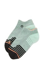 Stance Crunch Low Athletic Socks Teal