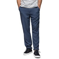 La Panoplie Navy Drawstring Trousers Blue