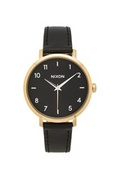 Nixon Arrow Leather Black