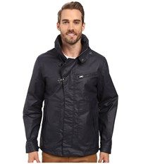 Nautica Navy Yard Slicker Mood Indigo Men's Coat