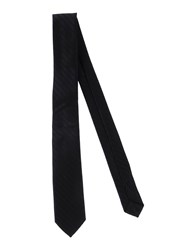 Luigi Bianchi Mantova Accessories Ties Men Black