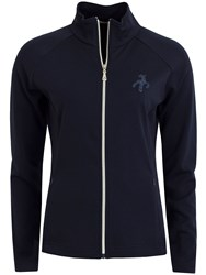 Green Lamb Jay Full Zip Jacket Navy
