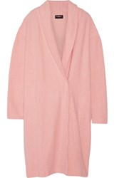 Cosabella Aosta Fleece Robe Pink