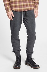 Alternative Apparel Men's Alternative 'Dodgeball' Eco Fleece Sweatpants Black