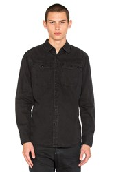 G Star 3301 Shirt Black