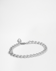 Cheap Monday No Diamond Bracelet Exclusive To Asos Silver