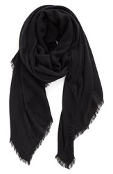 Women's Bp. Knit Scarf Black