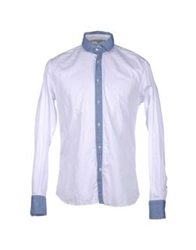 Poggianti Long Sleeve Shirts Lilac