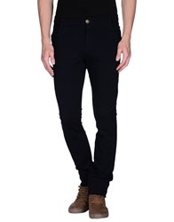 Byblos Trousers Casual Trousers Men Dark Blue