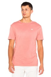 Obey New Times Micro Tee Blush