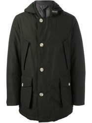 Woolrich 'Artic' Padded Parka Green