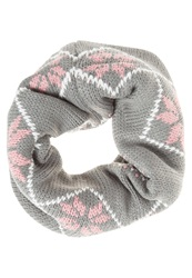 Evenandodd Pcvartallis Snood Grey
