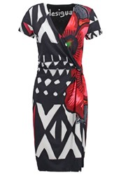 Desigual Katia Jersey Dress Black