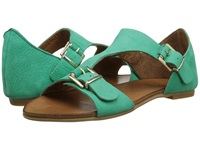 Miz Mooz Roman Green Women's Sandals