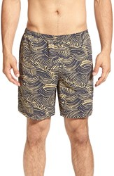 Men's Patagonia 'Baggies Longs' Swim Trunks Navy